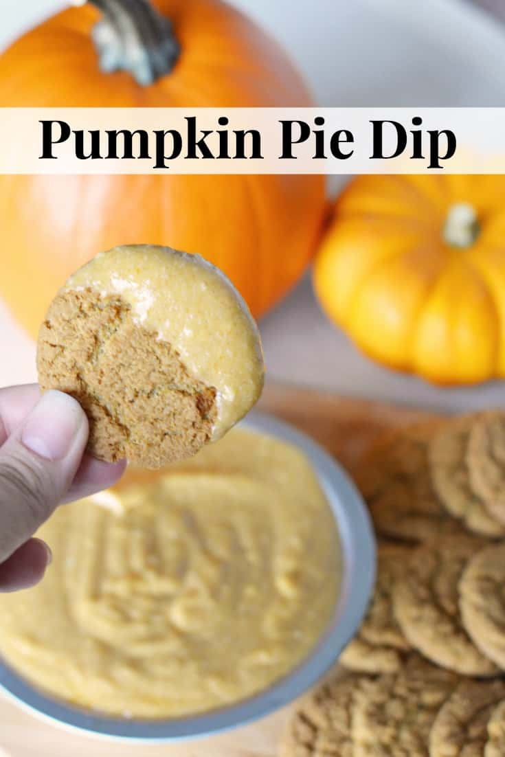 EASY PUMPKIN PIE DIP RECIPE - Mommy Moment