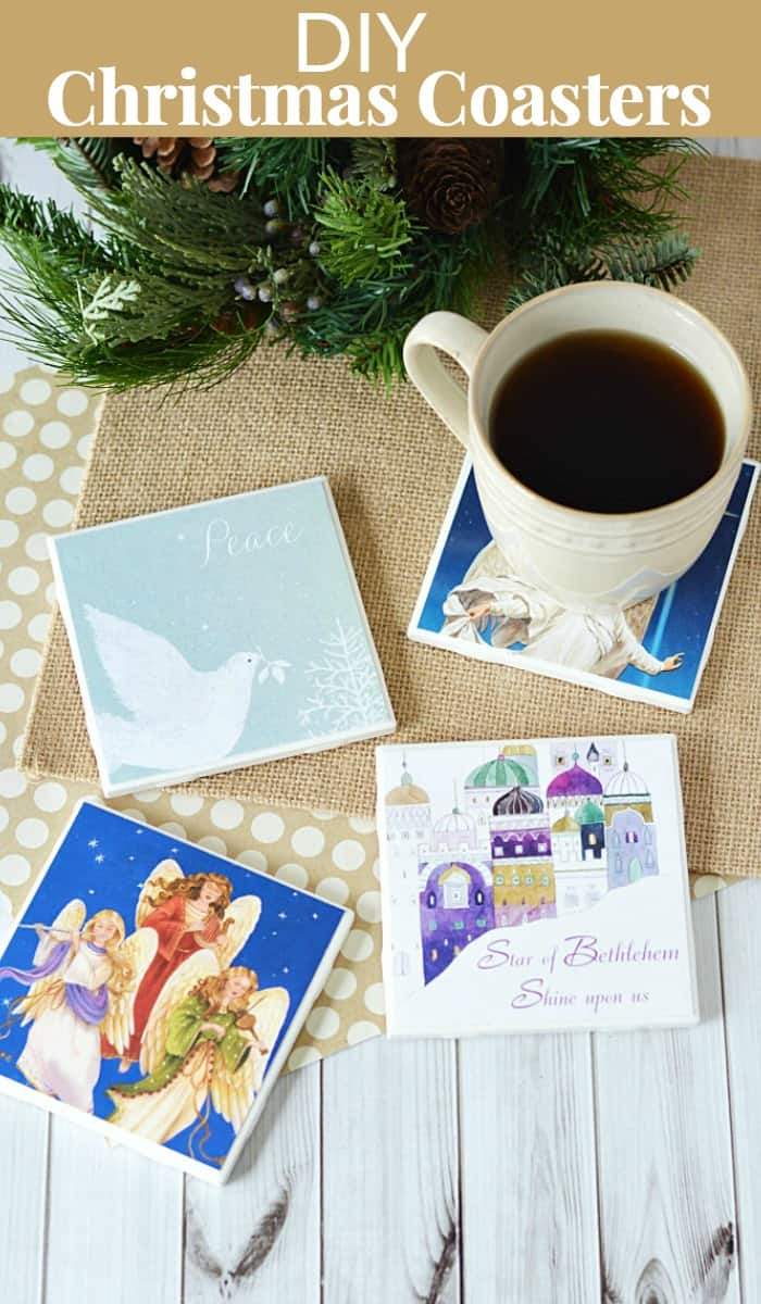 ways to use old Christmas cards