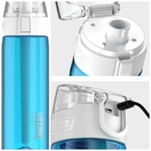 THERMOS HYDRATION BOTTLE WITH SMART LID #31DaysOfGifts