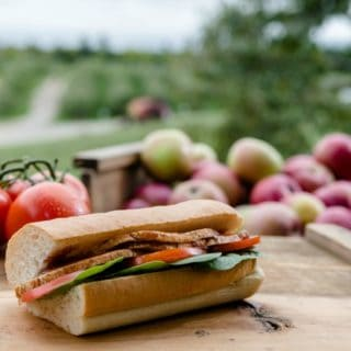 FALL FOR CARVED TURKEY : SANDWICHES AND SALADS YOU'LL LOVE