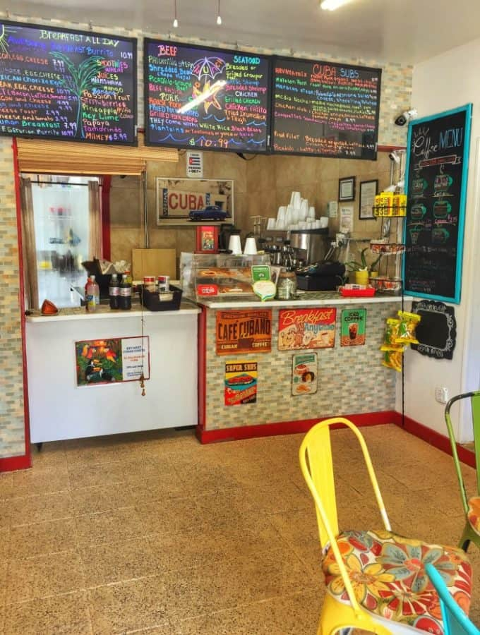 family run cuban restaurant Key West