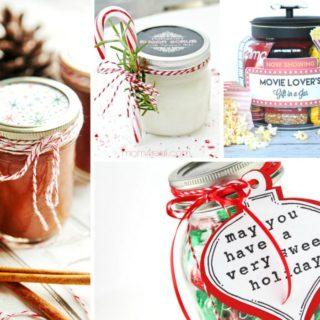 mason jar Christmas DIY