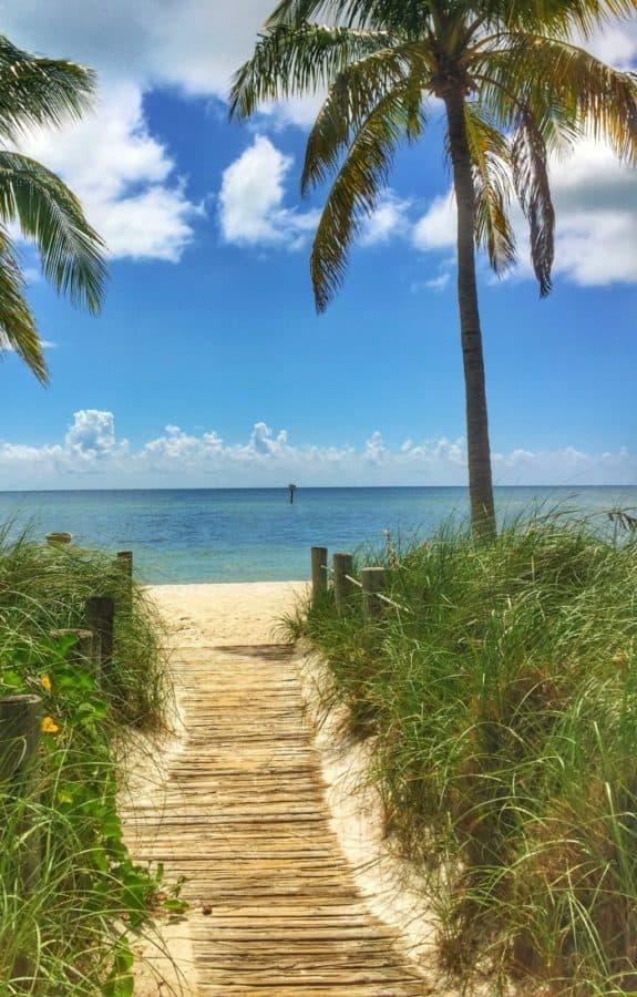 Smathers Beach, Key West