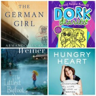 BOOK BUNDLE FROM SIMON AND SCHUSTER CANADA #31DaysOfGifts
