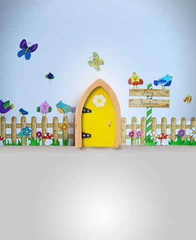 The irish fairy door company 31daysofgifts mommy moment for The little fairy door company