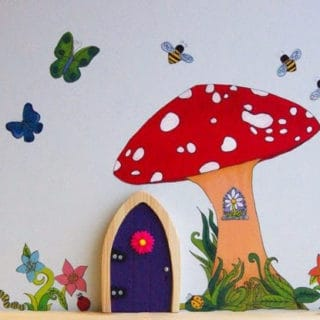 THE IRISH FAIRY DOOR COMPANY #31DaysOfGifts