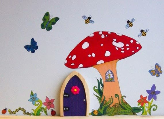 fairy-wall-decor