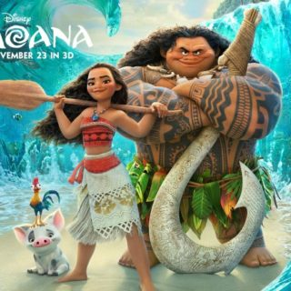 DISNEY'S MOANA HITS THEATRES NOVEMBER 23!