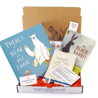 MARMALADE BOOKS – A BOOK BOX SUBSCRIPTION FOR CHILDREN #31DaysOfGifts