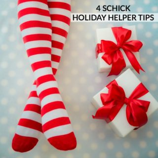 holiday tips for your legs