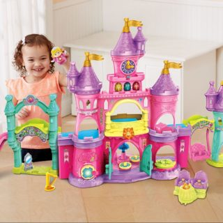 GO GO SMART FRIENDS ENCHANTED PRINCESS PALACE #31DaysOfGifts