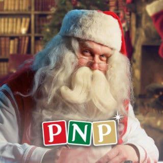PORTABLE NORTH POLE ~ PERSONALIZED SANTA VIDEOS #IBelievePNP