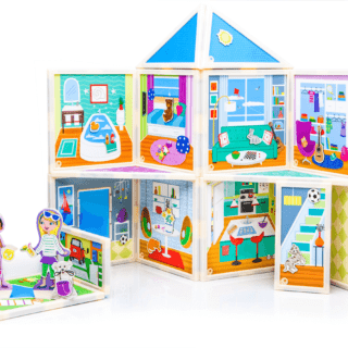 BUILD & IMAGINE MALIA'S HOUSE #31DaysOfGifts