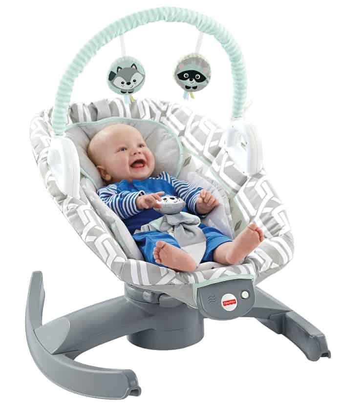 Fisher Price 4-in-1 Rock n Glide soother