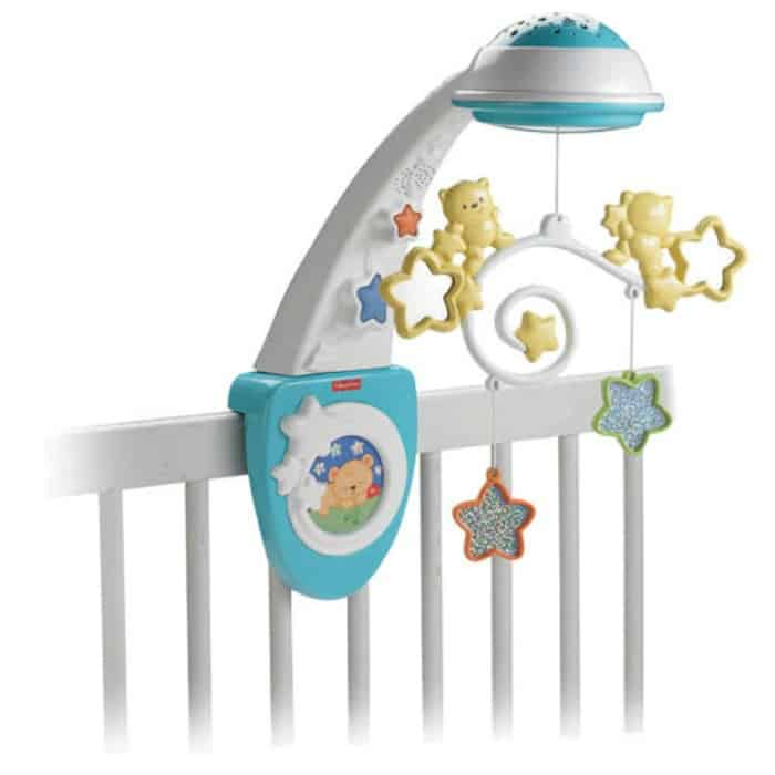 Fisher Price Starlight Musical Mobile