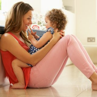 HOW LIVING WITH LESS MADE ME A BETTER MOM