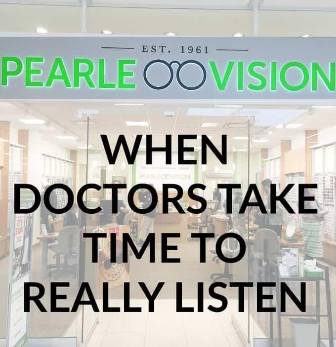 take time to really listen