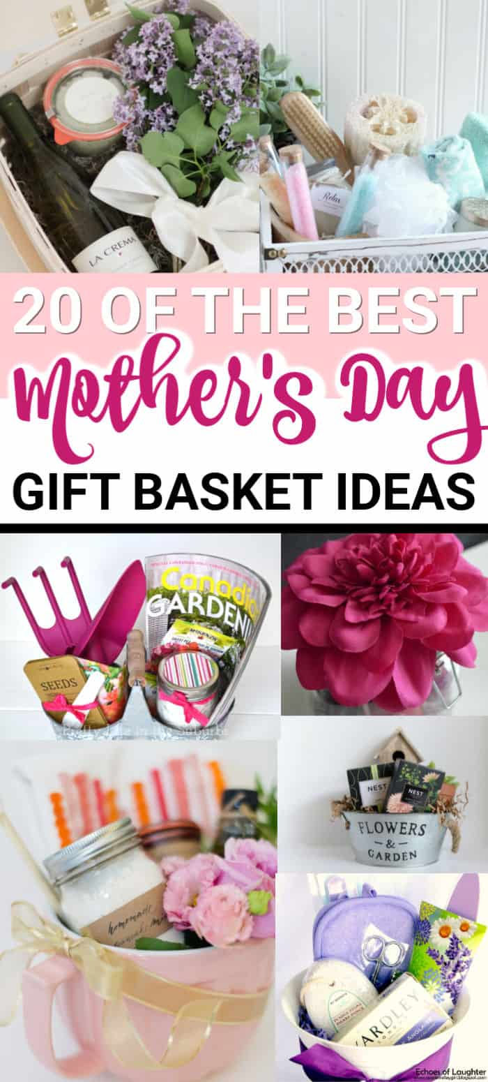 Awesome Mother S Day Gift Basket Ideas Mommy Moment