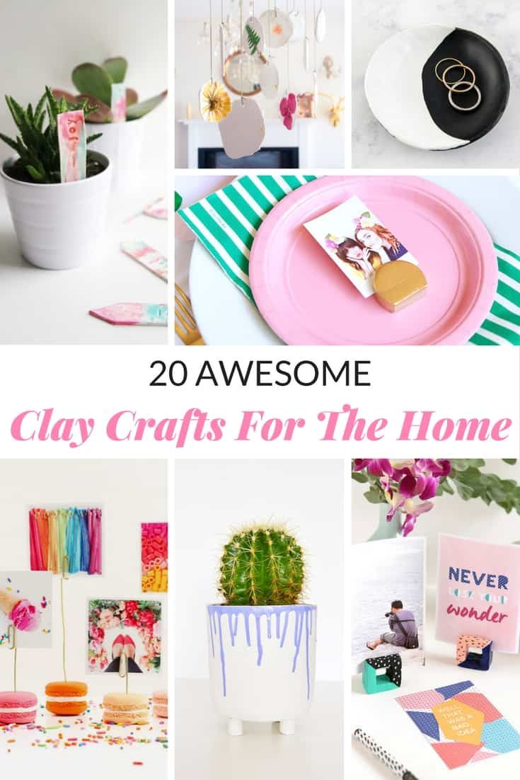 DIY Clay crafts