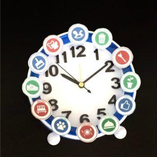 kids chore clock