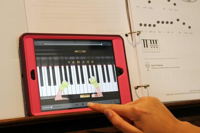 hoffman academy piano