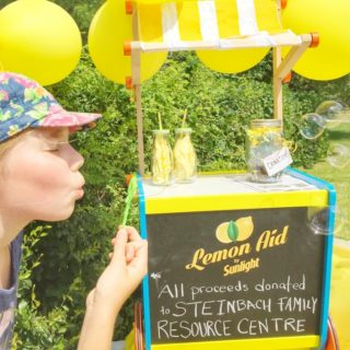 LEMONADE & BUBBLES – A MEANINGFUL SUMMER BUCKET LIST IDEA