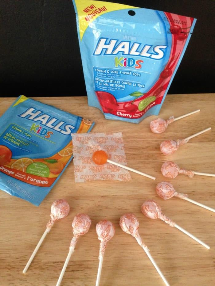Hall Pops for Kids