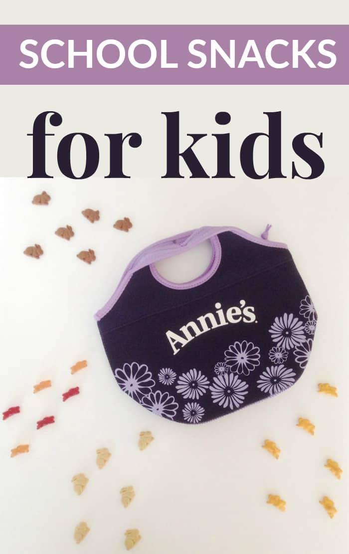 School Snacks For Kids