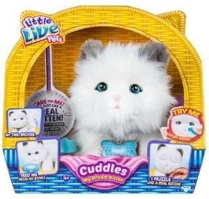 My Dream Kitten, Cuddles