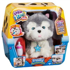My Dream Puppy, Frosty