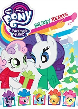My Little Pony Holiday Hearts