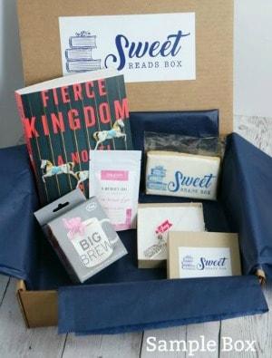 Sweet Reads Box