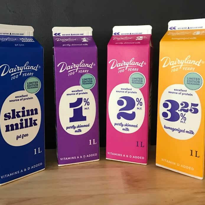 dairyland limited edition packages