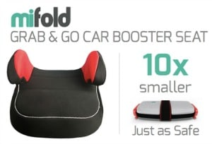 mifold® the Grab-and-Go Booster