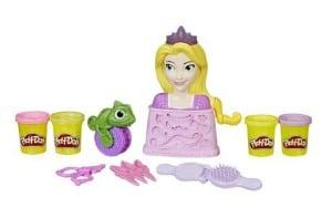 play-doh princess rapunzel