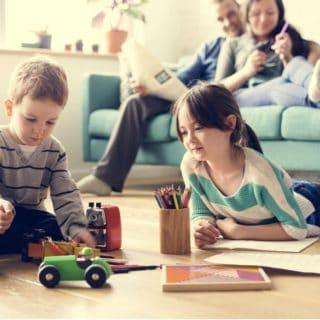 TIPS TO BE A CALMER PARENT