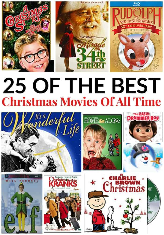 25 of the best christmas movies of all - The Best Christmas Movies