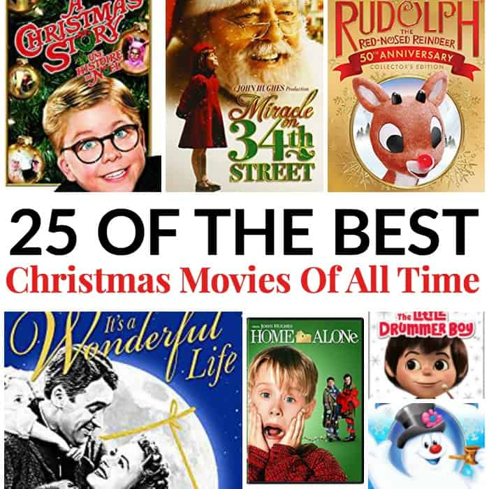 25 of the best christmas movies of all time mommy moment - The Best Christmas Movies
