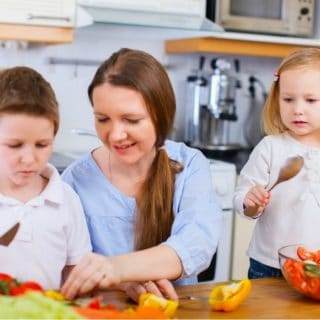COOKING WITH KIDS: WHY IT IS IMPORTANT