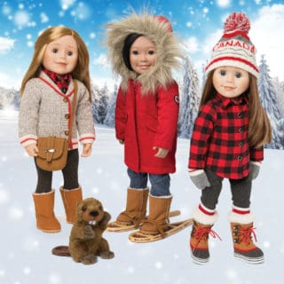 MAPLELEA DOLL #31DAYSOFGIFTS
