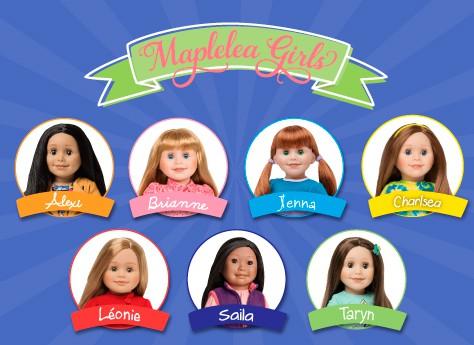 Maplelea Girls