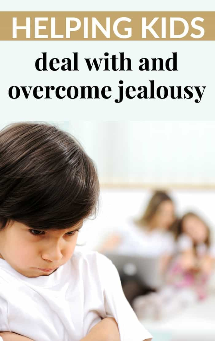 helping kids deal with jealousy