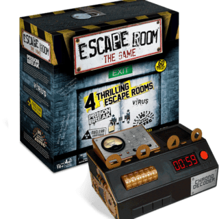 ESCAPE ROOM THE GAME #31DAYSOFGIFTS