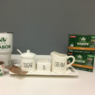 NABOB COFFEE PRIZE PACK #31DAYSOFGIFTS