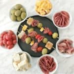 antipasto kabobs appetizer for kids