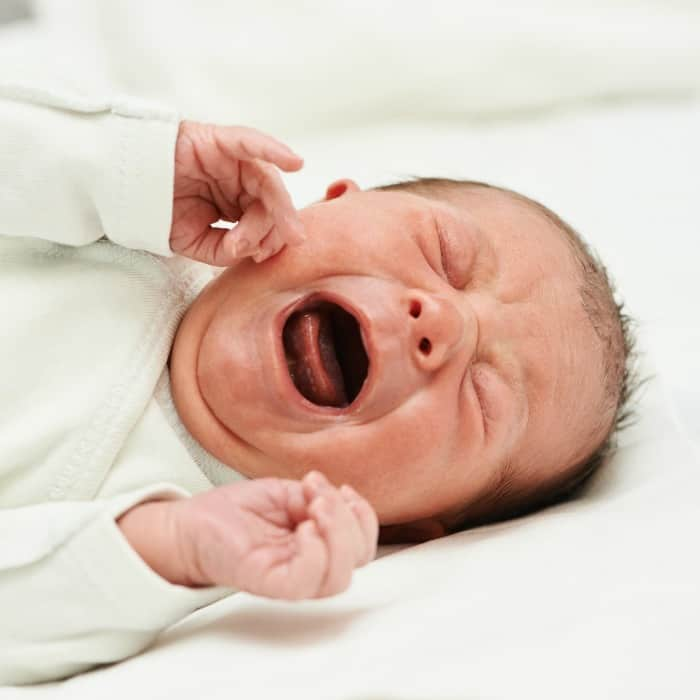 How to Cope When your baby has colic