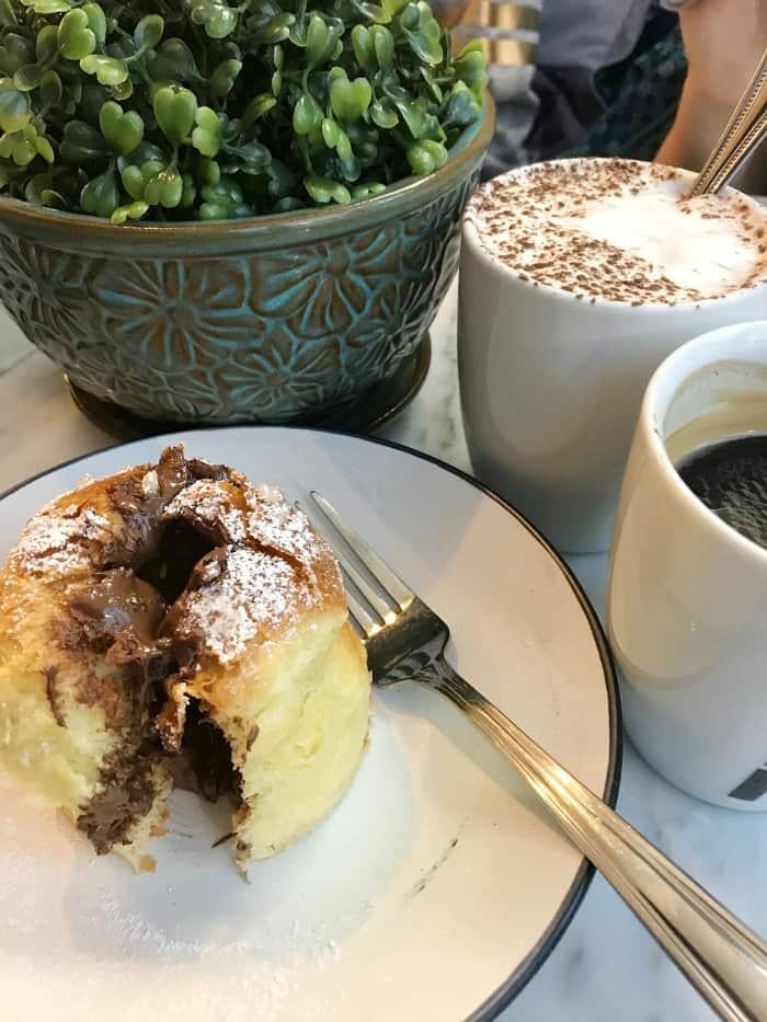 CAFFÈ FARINA Nutella Panetone
