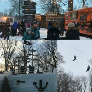 Fête des neiges de Montreal – The perfect event for a family winter getaway!