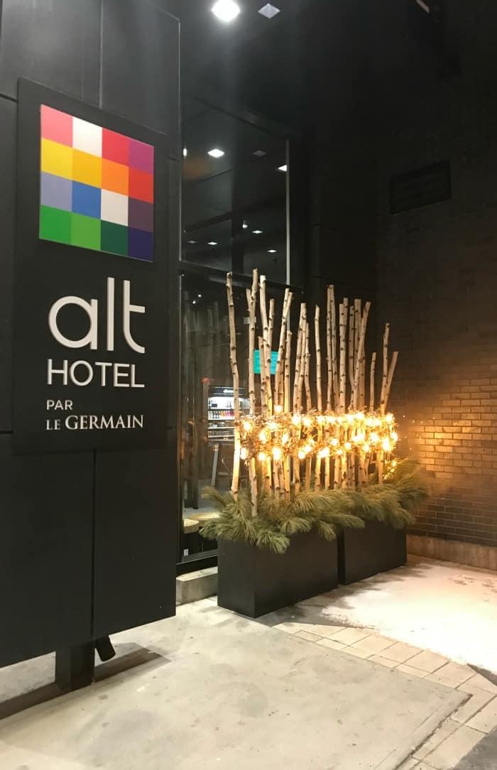 alt hotel griffintown