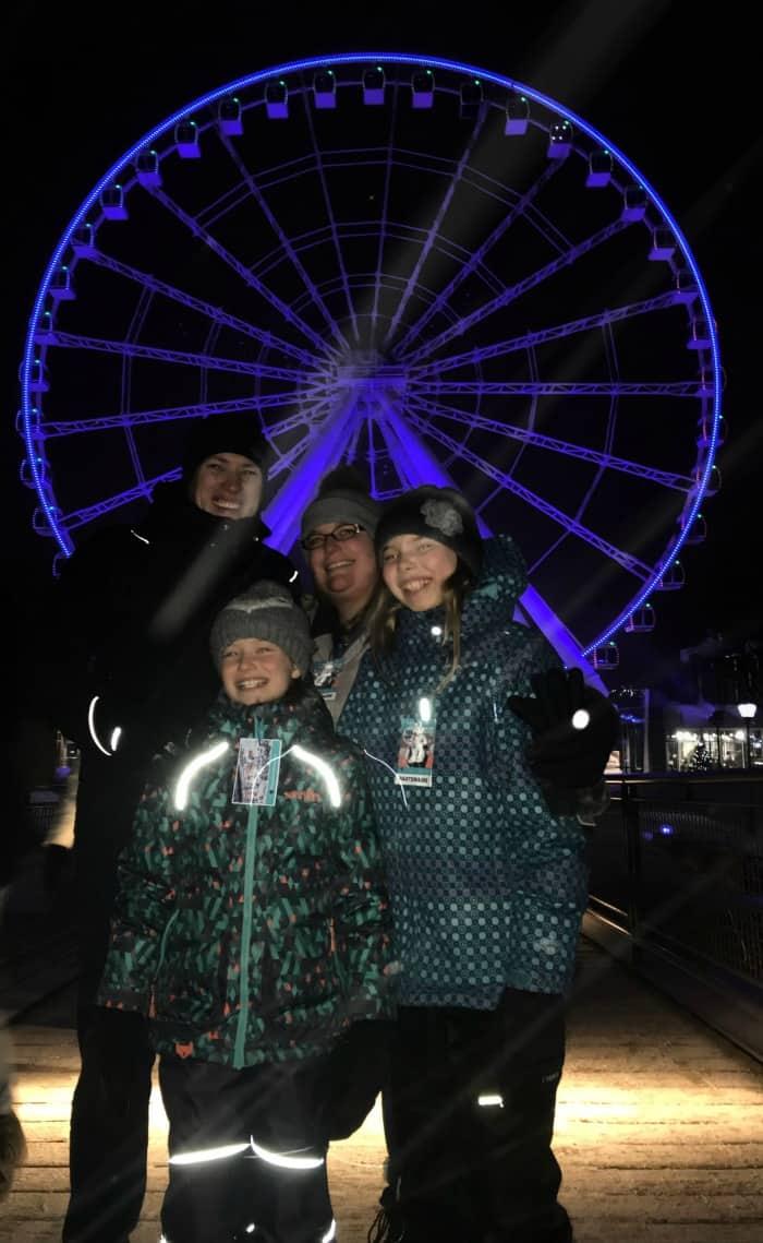 canadas largest ferris wheel